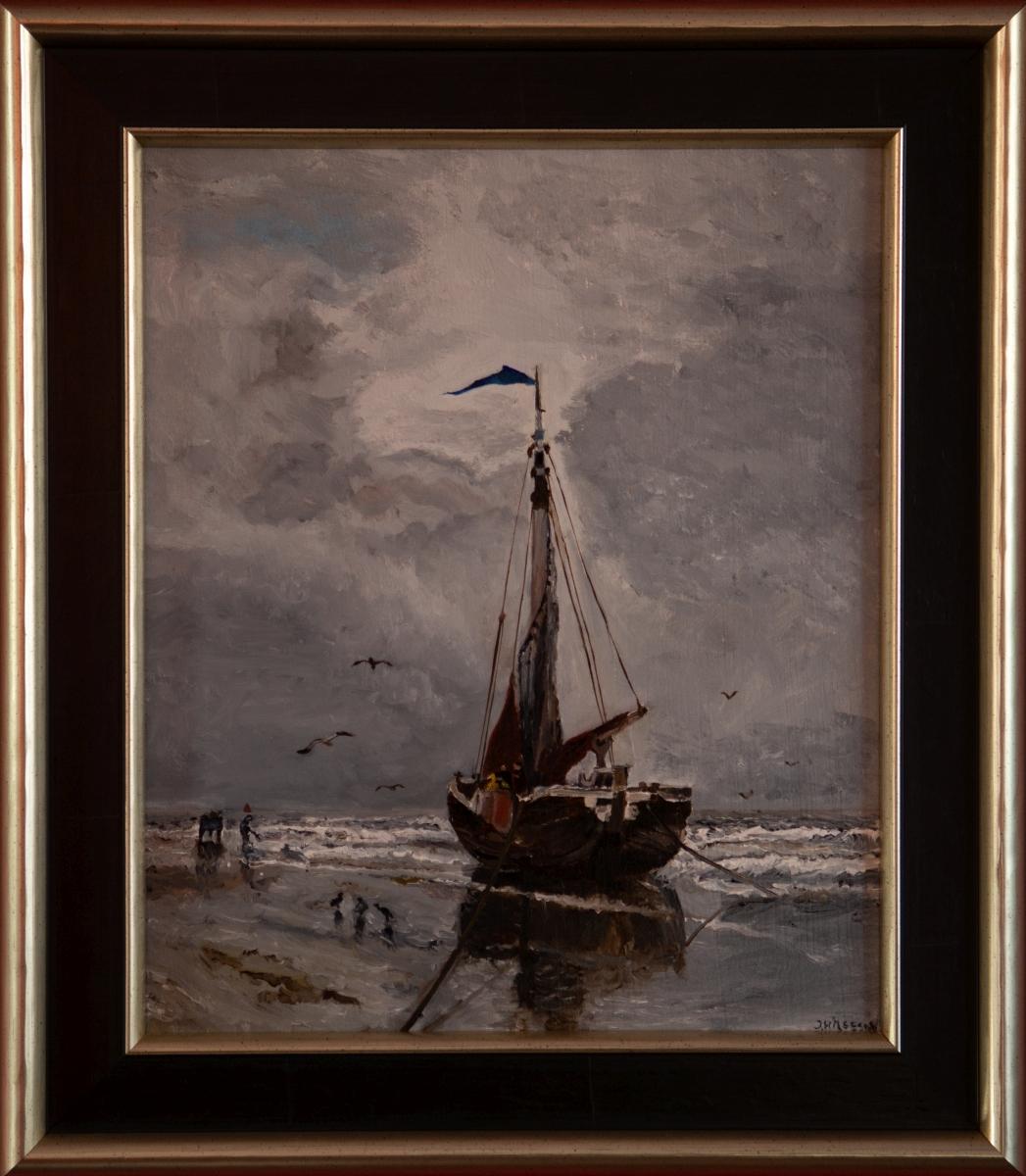 Bomschuit 1878 van Jacob Maris (2015)