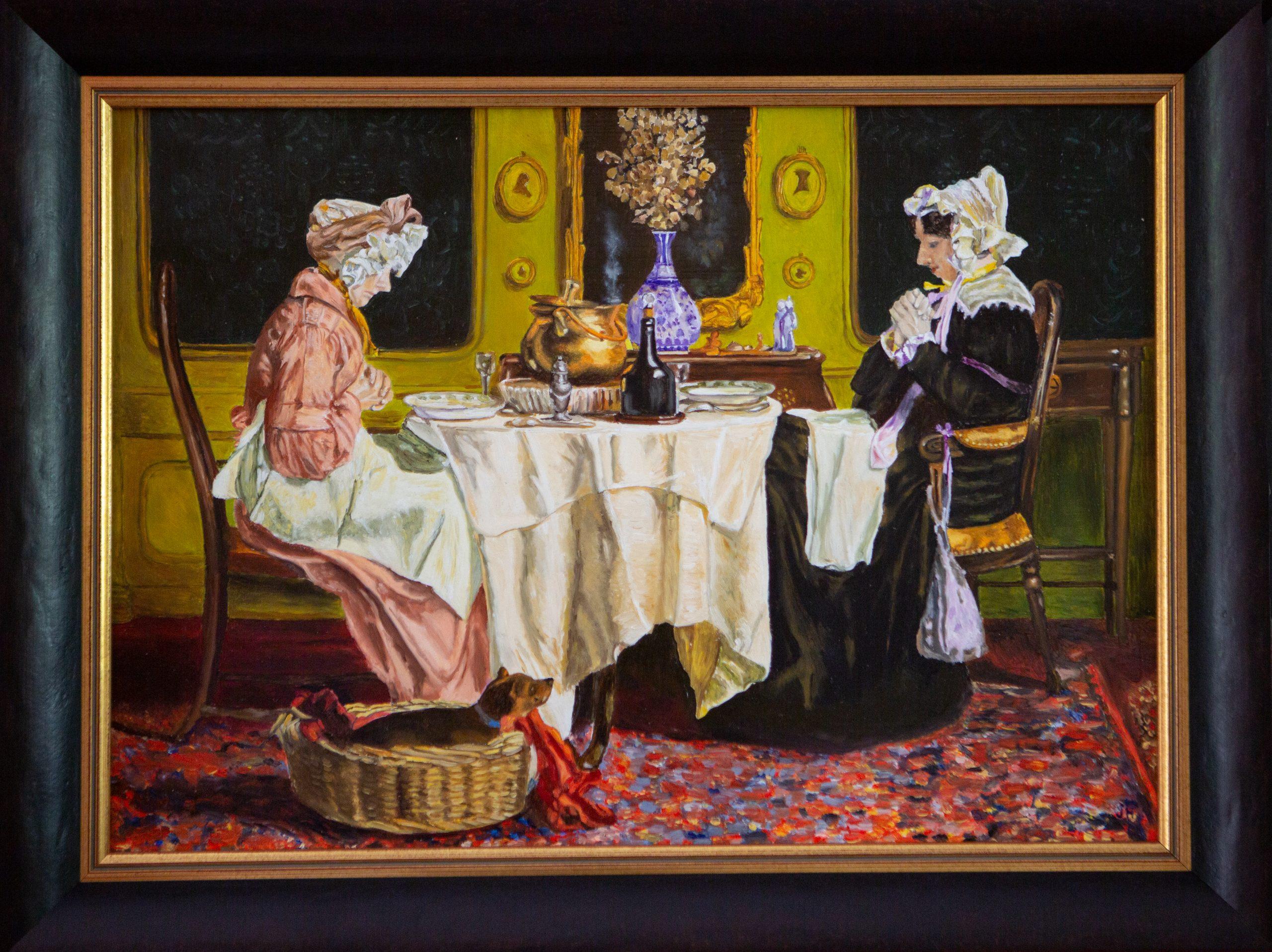 Drie oktober feest 1879 van Alexander Hugo Bakker Korff (2018)