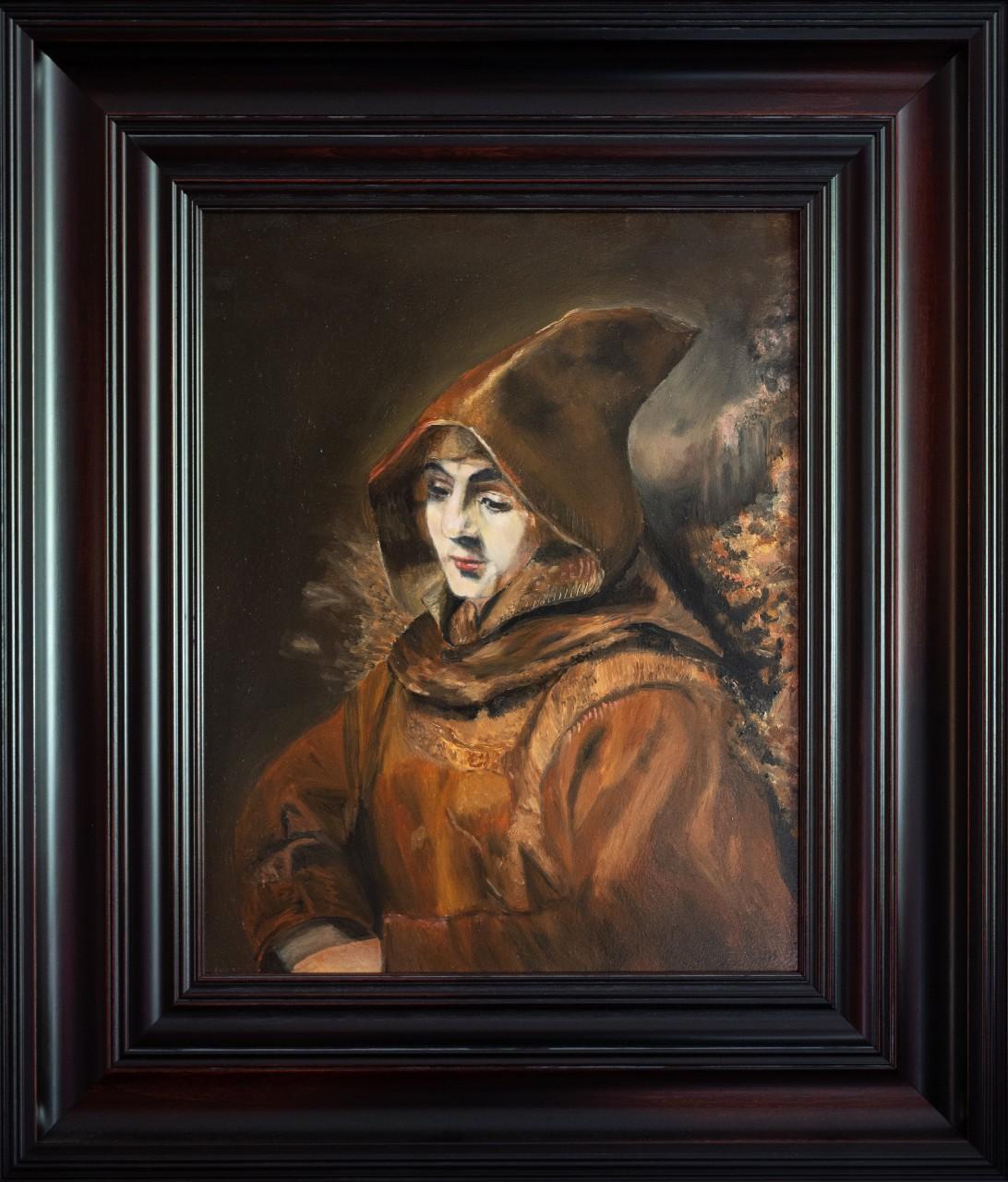 Rembrandts zoon Titus in monniksdracht 1660 van Rembrandt van Rijn (2019 )